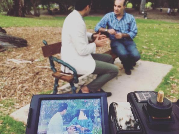 گزارش بی بی سی درباره رمان ناپیدایی - امین انصاری