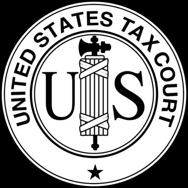 مهر دادگاه مالیاتی – آمریکا