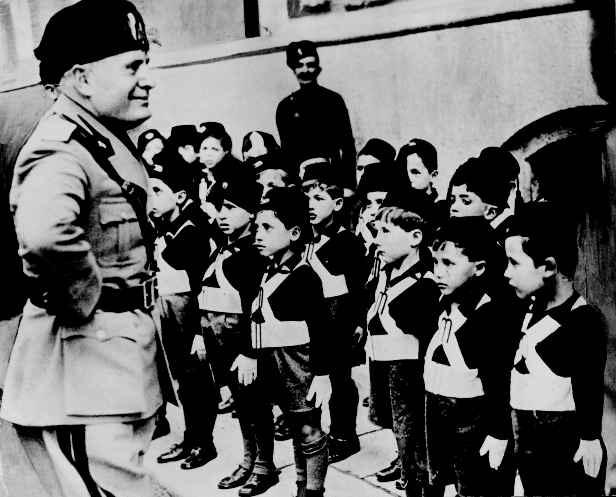 فاشیسم موسولینی