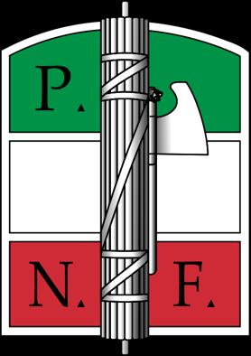 پرچم حزب ملی فاشیست – ایتالیا