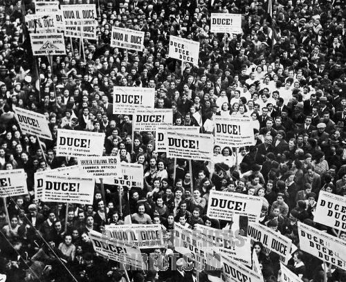 جامعهی فاشیست - فاشیسم چگونه عمل میکند؟
